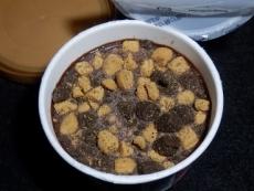 ミニカップバナナキャラメルクッキー