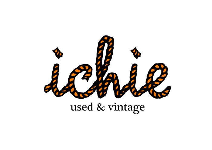 ichie ロープロゴ USED VINTAGE-20160220_4102