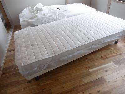 無印良品 ベッドパッド スモール(SS) 2枚セット