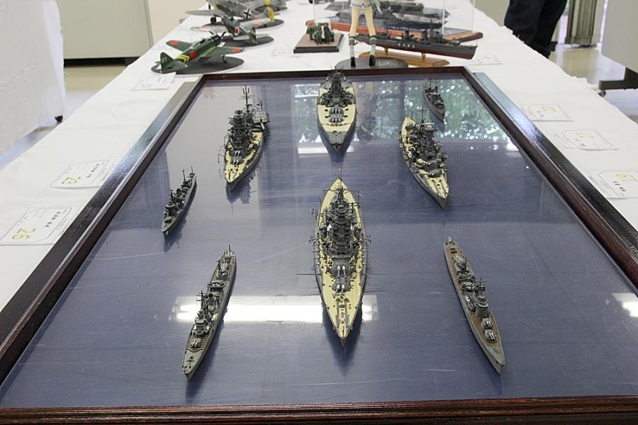 日本連合艦隊、長門
