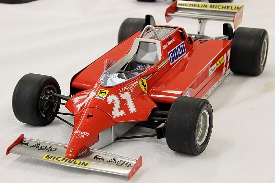 フェラーリ126CK-1