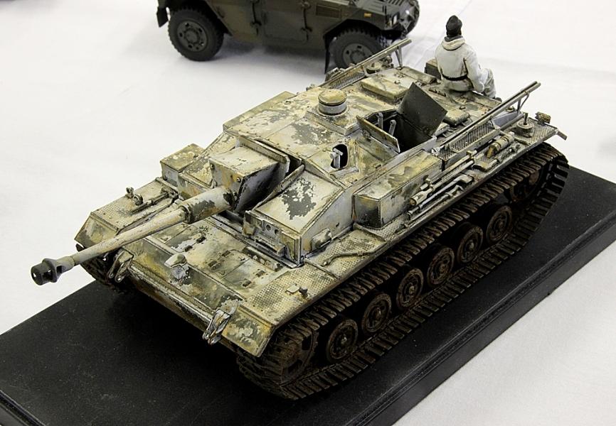 Ⅲ号突撃砲-1