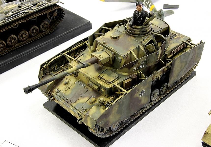 Ⅳ号戦車 H型初期-2