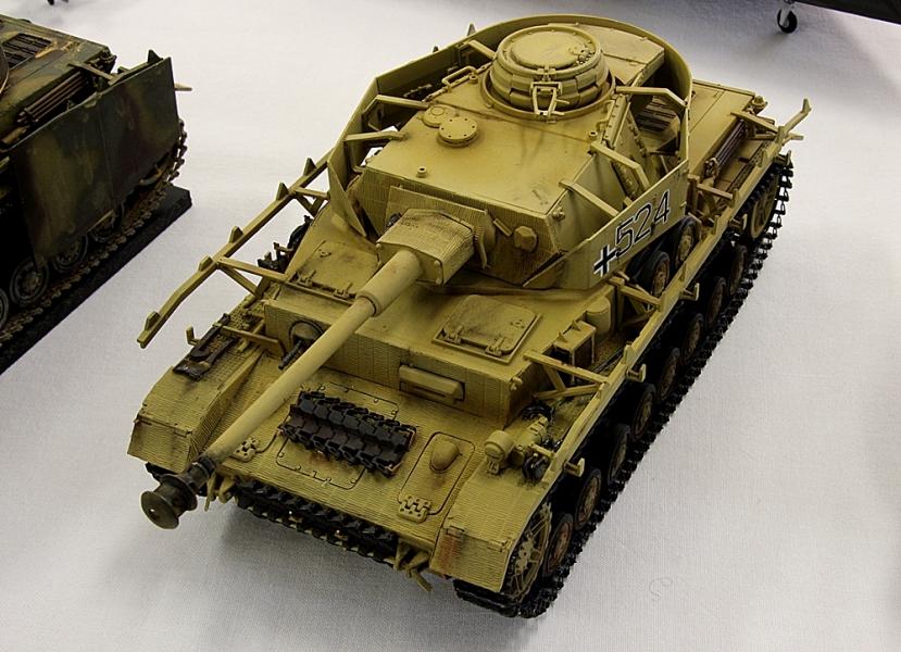 Ⅳ号戦車 J型-1