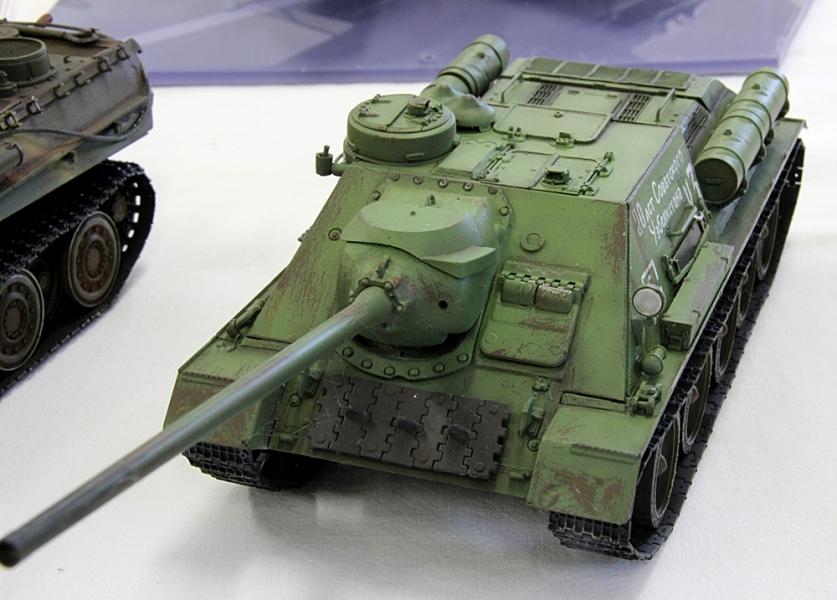 SU100駆逐戦車-2