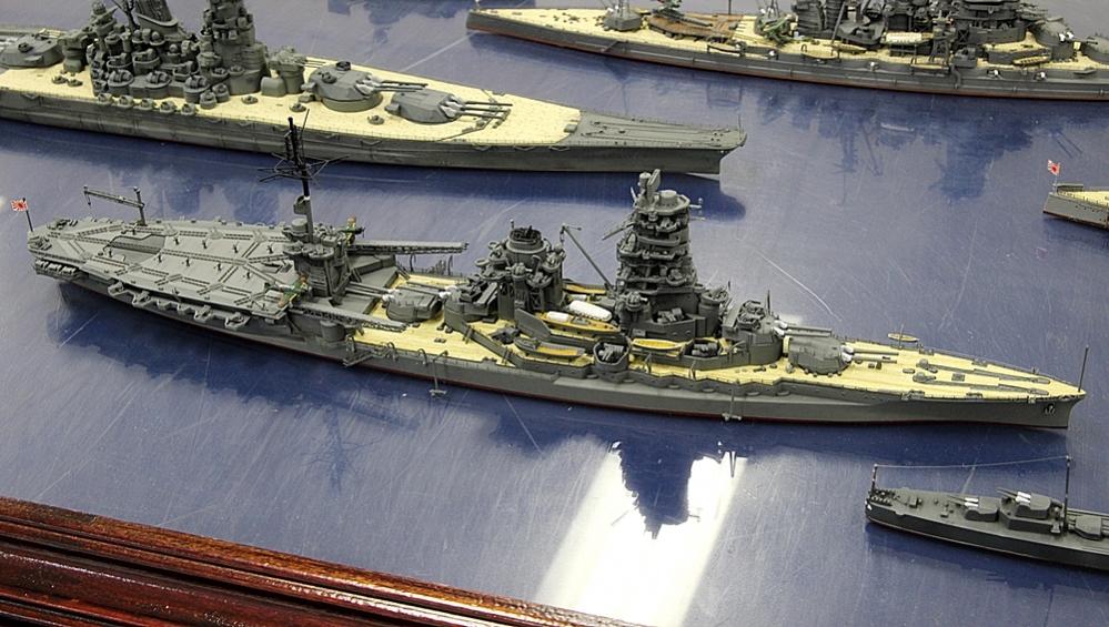 戦艦 伊勢-1