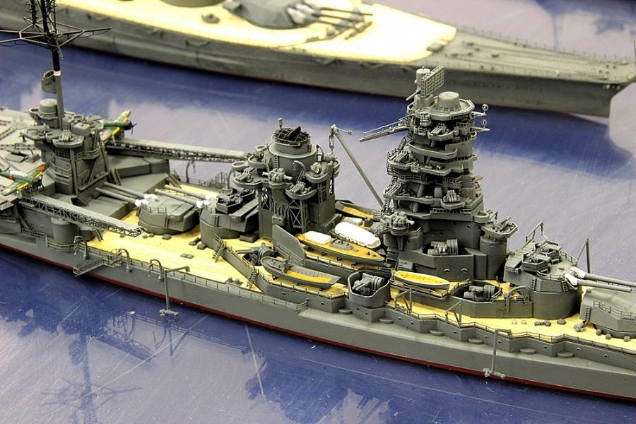 戦艦 伊勢-2