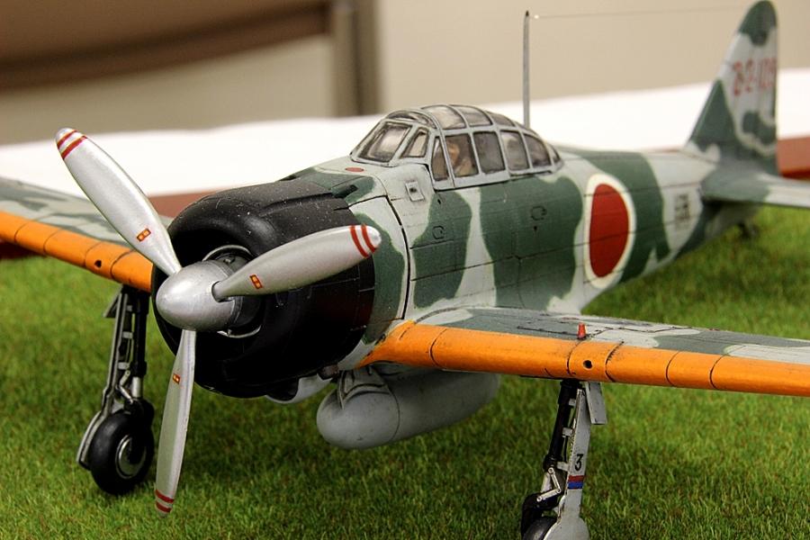 零戦21型-5
