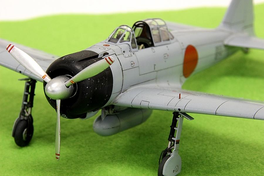 零戦21型-6