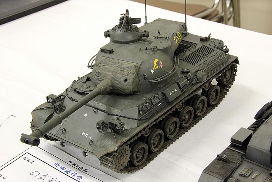 61式戦車-2
