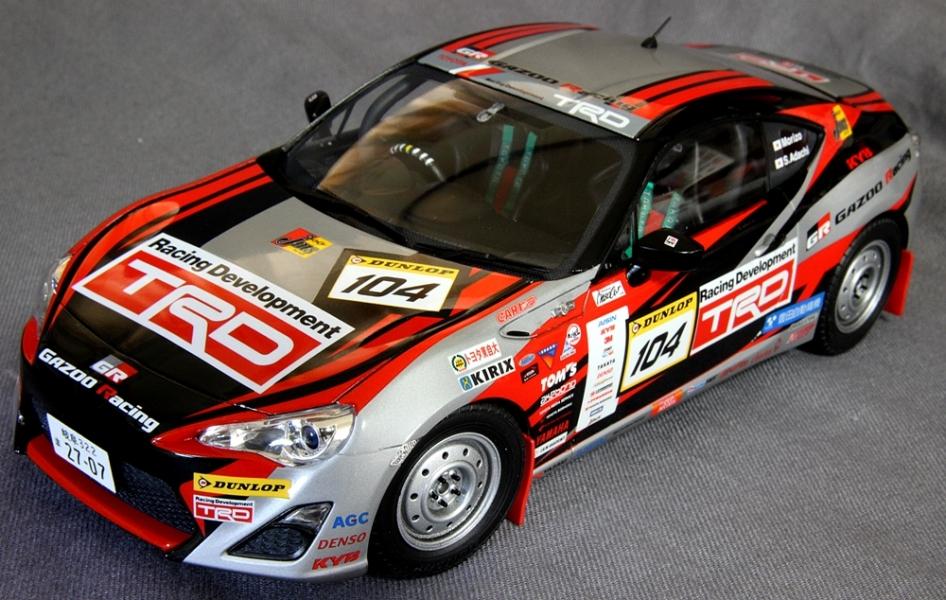 トヨタ86 GAZOO RACING