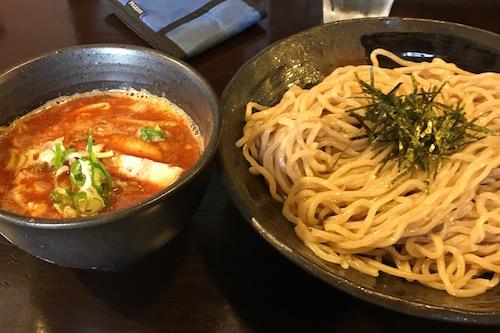 3 辛つけ麺IMG_3851