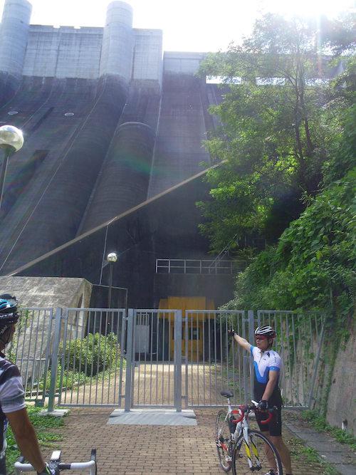 6 ダムの入り口IMGP2924
