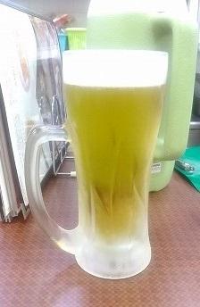 生ビール王将380円