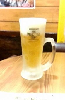 生ビール 八 20161025