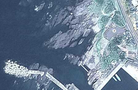 室戸衛星写真web