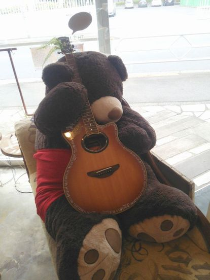 Bob guitar