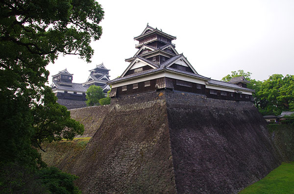 熊本城と石垣(1)