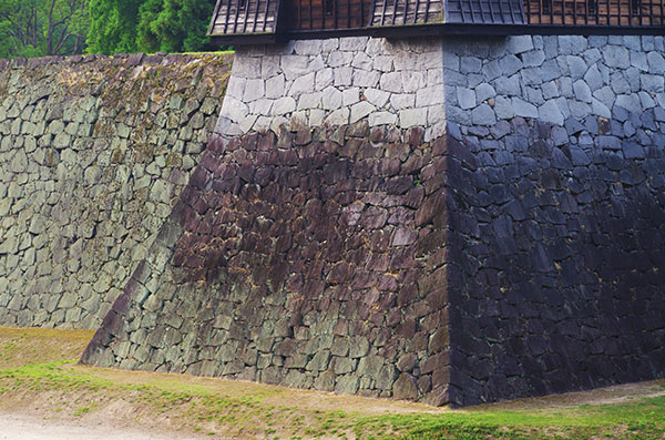 熊本城と石垣(3)