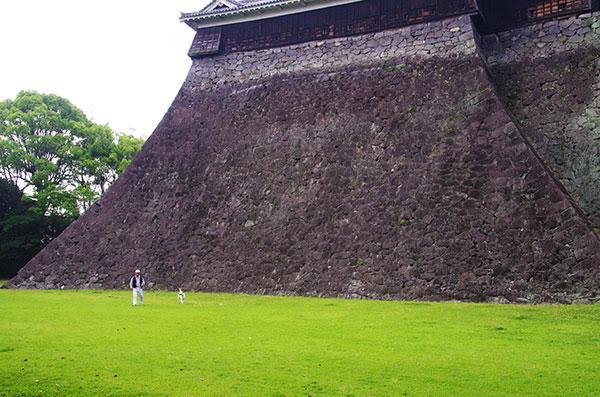 熊本城と石垣(5)