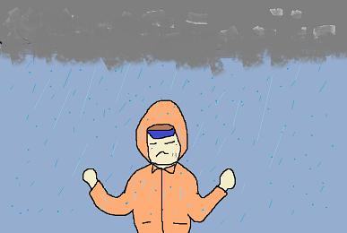 梅雨なんだよな