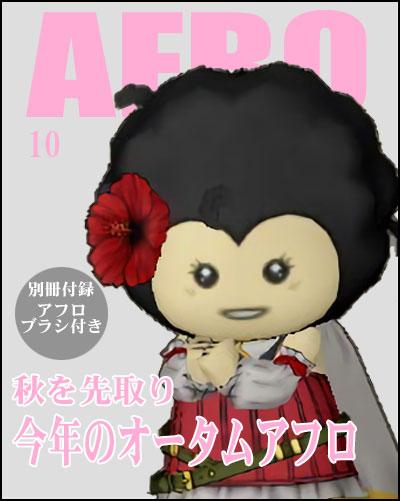 月刊アフロ