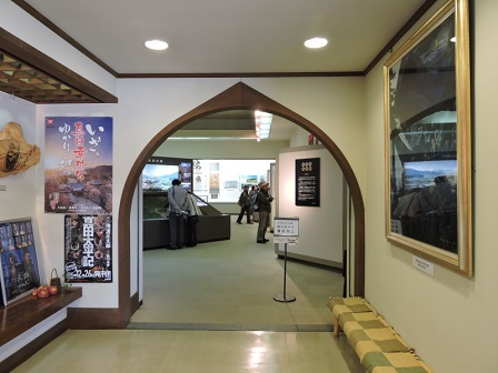 026真田氏歴史館展示室2016年4月