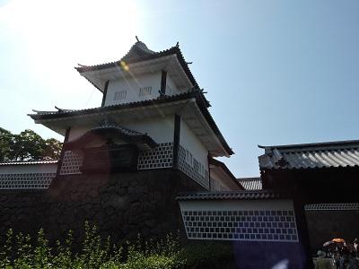 金沢城見学石川門(2016年5月21日) 003
