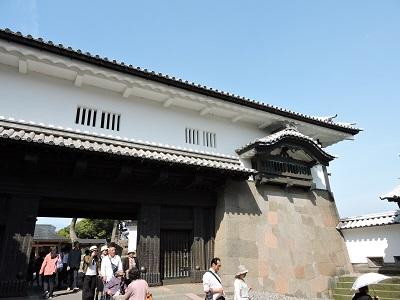 金沢城見学石川門2(2016年5月21日) 004