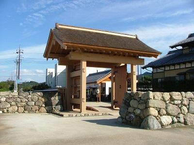 ⑯2011年11月城の会研修関東の旅(小旙陣屋) (4)