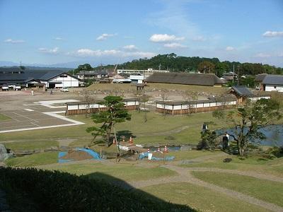 ⑯2011年11月城の会研修関東の旅(小旙陣屋) (5)