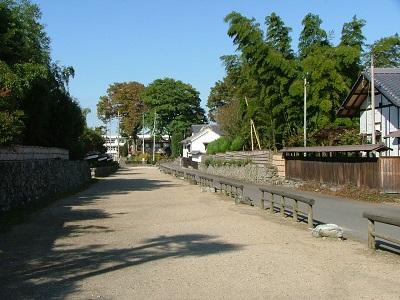 2011年11月城の会関東の旅(小旙陣屋6)