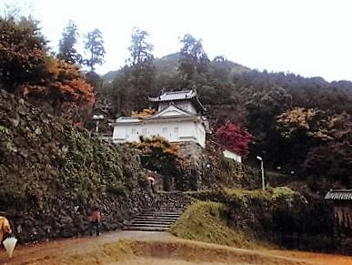 2010年11月城の会研修播磨、但馬の旅 (出石城7)