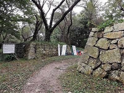 2016年10月17日下越城館めぐり(村上城跡) (3)