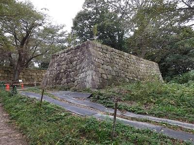 2016年10月17日下越城館めぐり(村上城跡) (7)