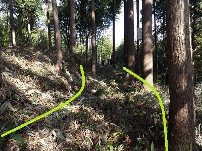 編集_大森町天目山城跡の踏査2016年10月27日 009