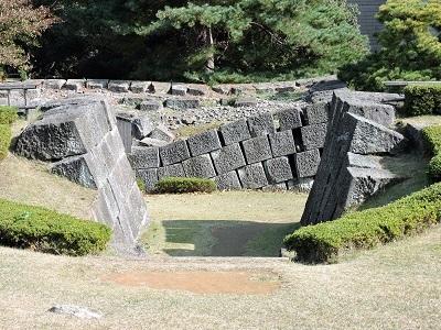 福井城跡石垣見学抜粋写真 (37)