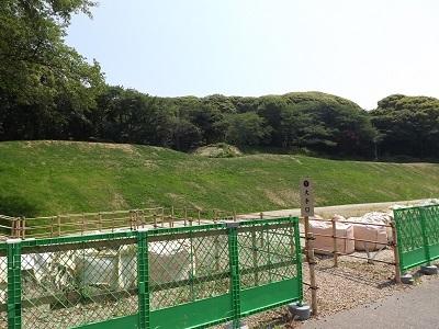 名古屋研修旅行下見(小牧山)2016年5月22日 (1)