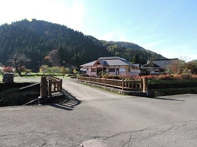 池田町梅田氏庭園他の踏査2016年11月13日 (6)