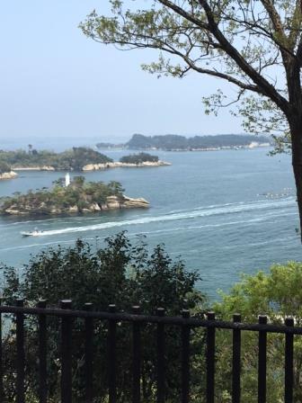 多門山からの眺め