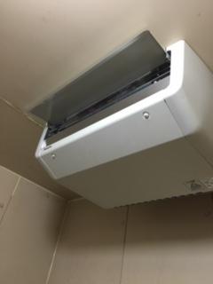 プレハブ冷蔵庫のユニット