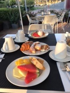 バルセロナの朝食3