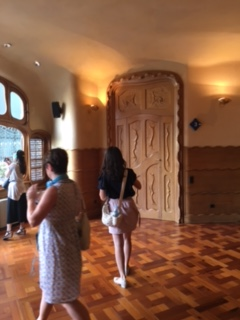 バトリョ邸内部