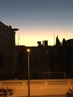 ローマの夜明け