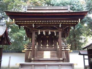宇和宮神社本殿