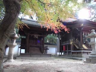 古宮神社本殿