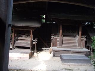 野上神社本殿