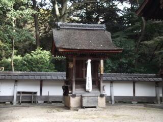 生和神社摂社日吉神社本殿