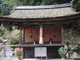 大野神社摂社本殿
