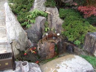 善水寺霊水場
